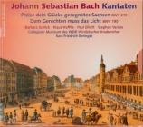 BACH - Beringer - Cantate BWV 215 'Preise dein Glücke...'