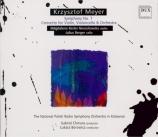 MEYER - Chmura - Symphonie n°7 op.97