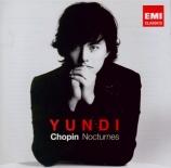 CHOPIN - Yundi - Nocturne pour piano en mi bémol majeur op.9 n°2