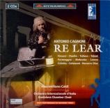 CAGNONI - Caldi - Re Lear