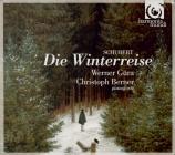 SCHUBERT - Güra - Winterreise (Le voyage d'hiver) (Müller), cycle de mél