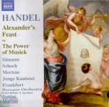 HAENDEL - Martini - Alexander's Feast HWV75