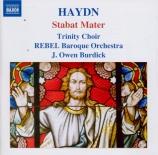 HAYDN - Burdick - Stabat Mater Hob.XXa.1