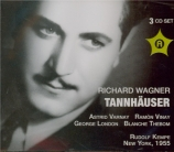 WAGNER - Kempe - Tannhäuser WWV.70 (live Met 29 - 1 - 1955) live Met 29 - 1 - 1955