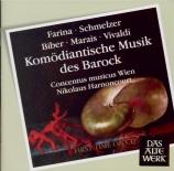 Komödiantische Musik des Barock : La Musique à Programme à l'Epoque Baroque
