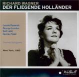 WAGNER - Schippers - Der fliegende Holländer (Le vaisseau fantôme) WWV.6 Live MET 5 - 3 - 1960