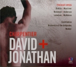 CHARPENTIER - Walker - David et Jonathas H.490