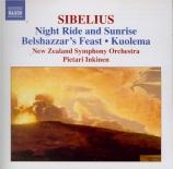 SIBELIUS - Inkinen - Chevauchée nocturne op.55