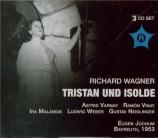 WAGNER - Jochum - Tristan und Isolde (Tristan et Isolde) WWV.90 Live Bayreuth 1953