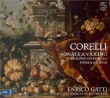 CORELLI - Gatti - Sonate pour violon op.5 n°7