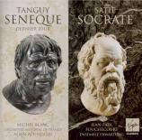 TANGUY - Altinoglu - Sénèque, concerto pour récitant et orchestre