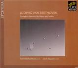 BEETHOVEN - Koekkoek - Sonate pour violon et piano n°9 op.47 'Kreutzer'