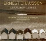 CHAUSSON - Quatuor Manfred - Poème de l'amour et de la mer op.19