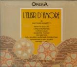 DONIZETTI - Gavazzeni - L'elisir d'amore (L'elixir d'amour) Live Firenze 1967
