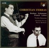 Sonatas and Encores