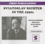 Sviatoslav Richter in the 1950s vol.5