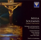 BEETHOVEN - Guttenberg - Missa solemnis op.123