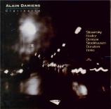 STRAVINSKY - Damiens - Pièces (3) pour clarinette seule