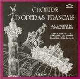 Choeurs d'opéras français