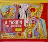 GOLIJOV - Guinand - La passion selon St-Marc (+ DVD) + DVD