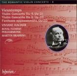 VIEUXTEMPS - Wagner - Concerto pour violon et orchestre n°5 en la mineur