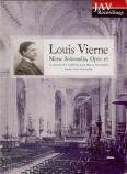 VIERNE - Sourisse - Messe solennelle pour choeurs, cuivres, timbales et