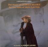 Les musiques de Georges Delerue pour les films de Jack Clayton
