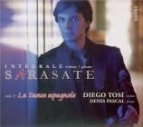 Pièces pour violon et piano Vol.2 : la danse espagnole
