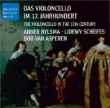 The Violoncello in the 17th Century