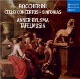 BOCCHERINI - Bylsma - Concerto pour violoncelle et orchestre n°7 en sol