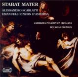 SCARLATTI - Bostock - Stabat Mater