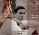 BACH - Jochum - Prélude et fugue pour orgue en sol majeur BWV.541 à l'orgue de l'abbatiale de Guîtres (Gironde)