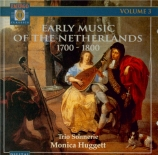 Early Music of the Netherlands Vol.3