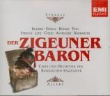 STRAUSS - Allers - Der Zigeunerbaron (Le baron tzigane), opérette WoO RV