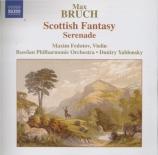 BRUCH - Yablonsky - Fantaisie écossaise op.46