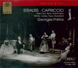 STRAUSS - Prêtre - Capriccio, opéra op.85 (live Wien 21 - 3 - 1964) live Wien 21 - 3 - 1964