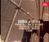 DVORAK - Neumann - Symphonie n°9 en mi mineur op.95 B.178 'Du Nouveau Mo