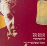 WOOD - Parikian - Concerto pour violon op.17