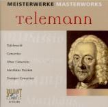 Telemann : Meisterwerke