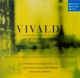 VIVALDI - Von der Goltz - Quatre saisons (Les) op.8 n°1-4