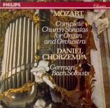 MOZART - Chorzempa - Sonate d'église n°1 K.67 (import Japon) import Japon