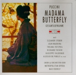 PUCCINI - Rudolf - Madama Butterfly
