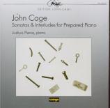 Sonates et interludes pour piano préparé