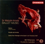 ARNOLD - Gamba - Homage to the Queen - ballet suite op.42A