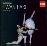 TCHAIKOVSKY - Previn - Le Lac des Cygnes, ballet, op.20