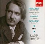 PROKOFIEV - François - Concerto pour piano et orchestre n°3 en do majeur