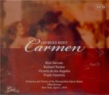 BIZET - Kozma - Carmen, opéra comique WD.31 (Live MET 3 - 4 - 1954) Live MET 3 - 4 - 1954