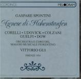 SPONTINI - Gui - Agnese di Hohenstaufen (Live Firenze, 9 - 5 - 1954) Live Firenze, 9 - 5 - 1954