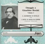Omaggio a Rossini Vol.2