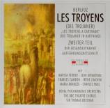 BERLIOZ - Beecham - Les Troyens